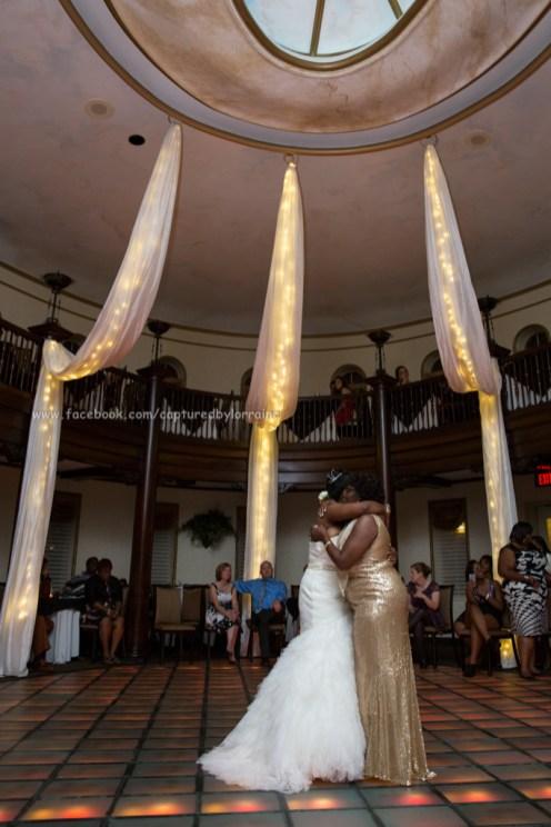 Wedding Hotel Baker Mother Daughter Dance