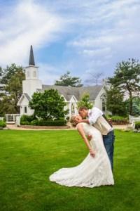 Chapel in the Pines Wedding