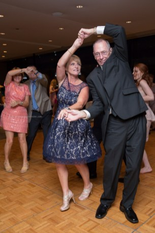 Wedding Guest Dance, Morton Arboretum Wedding