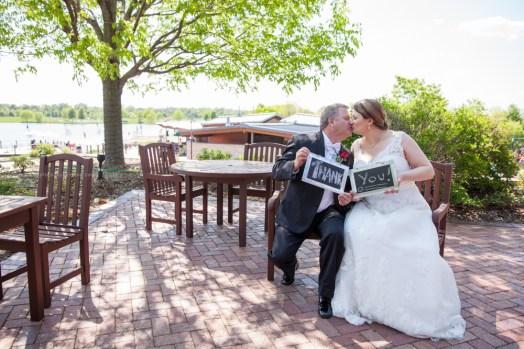 Independence Grove Forest Preserve wedding.