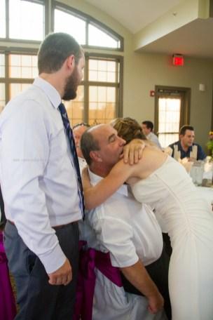 Bride Groom dad