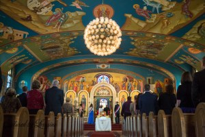 Serbian Orthodox Church of the Holy Resurrection Wedding