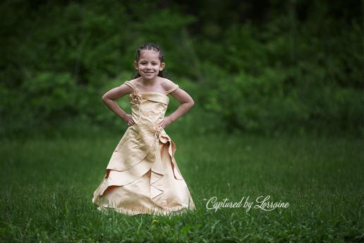 Fairy tale photo shoot Naperville il