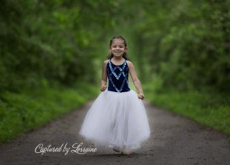 Fairy tale photo shoot batavia il