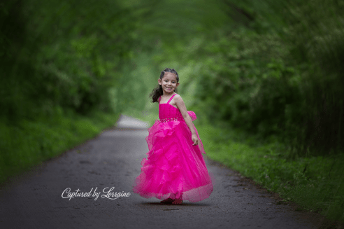 Magical Child photo shoot Elgin il