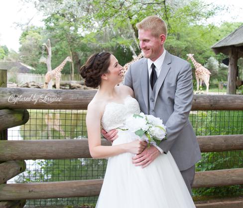 Brookfield Zoo Wedding