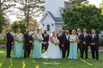 Chapel in the Pines Wedding -469
