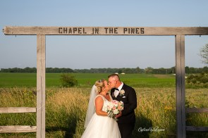 Chapel in the Pines Wedding -539