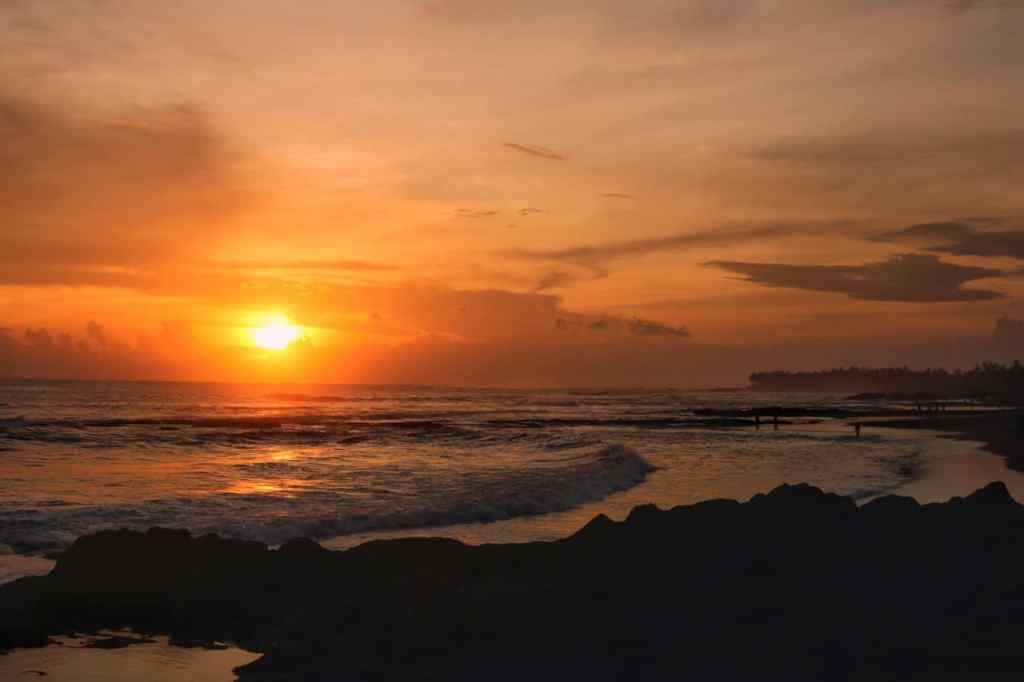 Canggu, a surfer's paradise