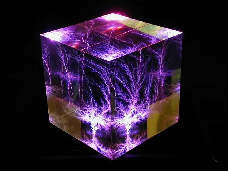 Led Light Base Crystal