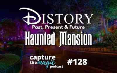 Ep 128: DIStory – Haunted Mansion