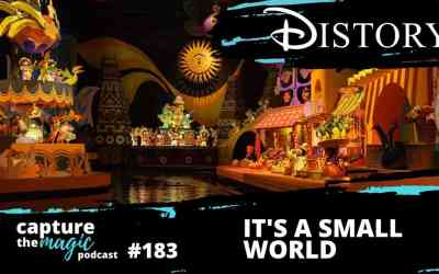 Ep 183: DIStory – It's A Small World