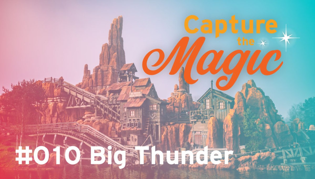 CtM #010 Big Thunder Mountain Splashdown