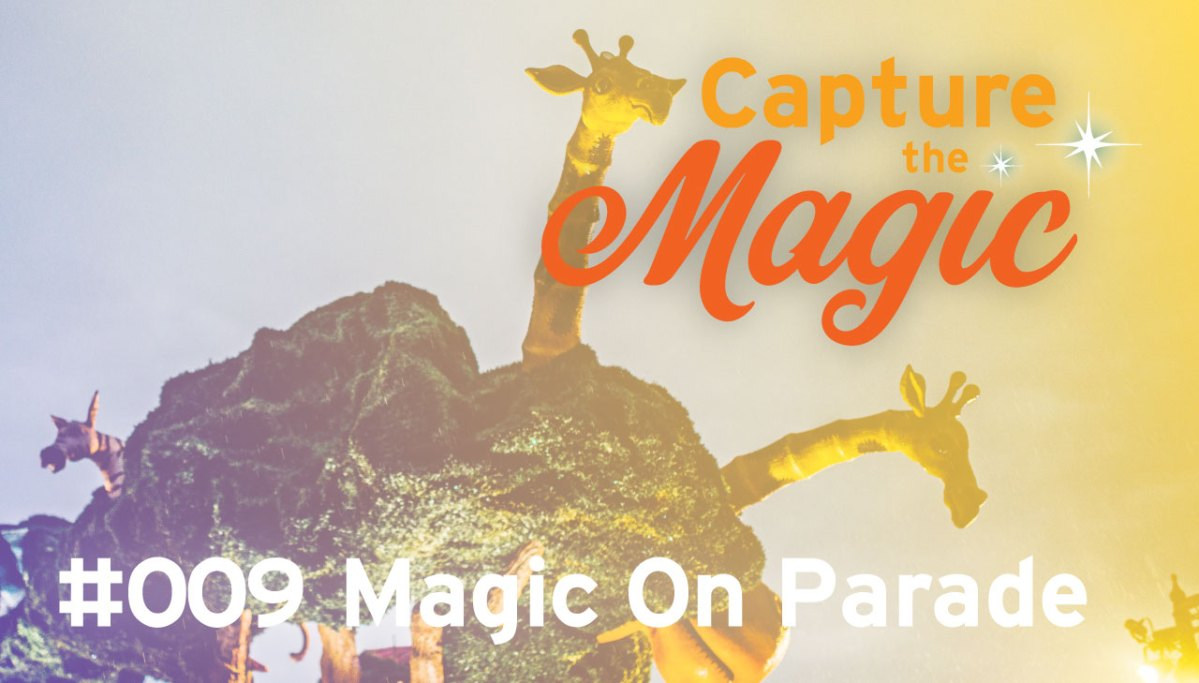 CtM #009 Magic On Parade