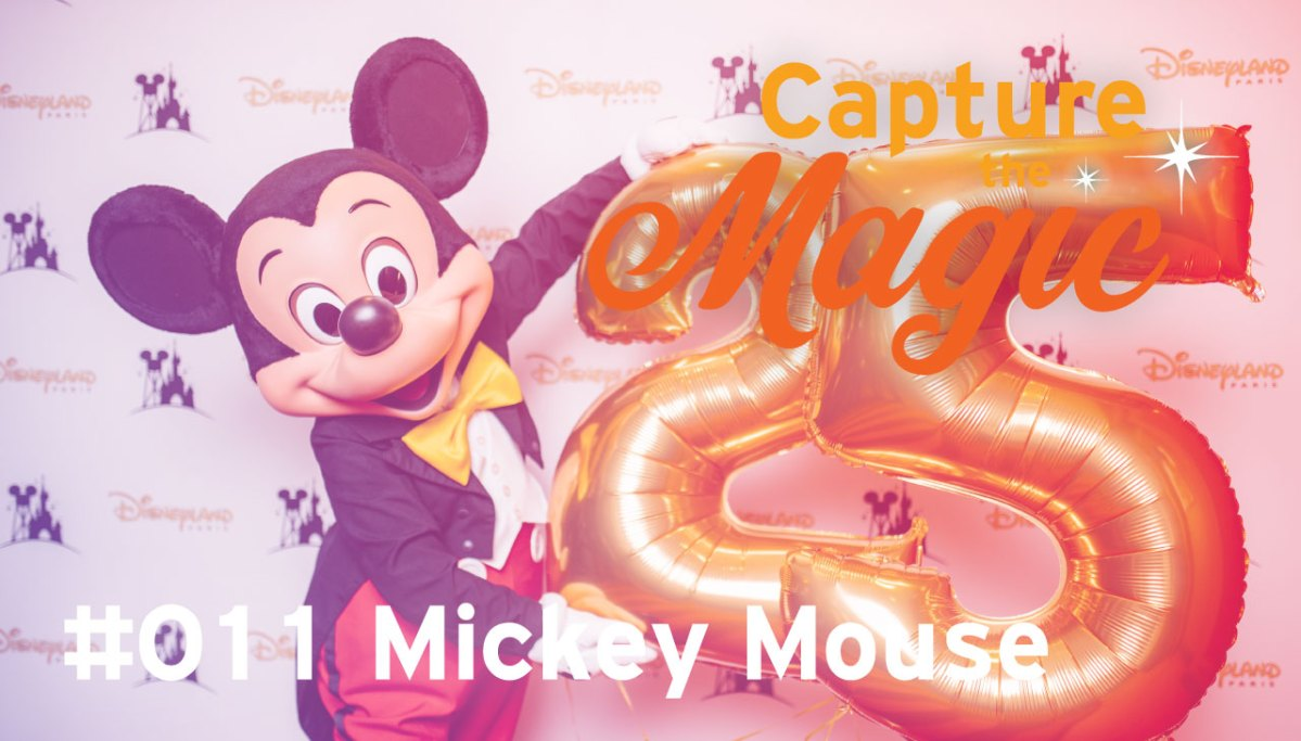 CtM #011 Mickey Mouse