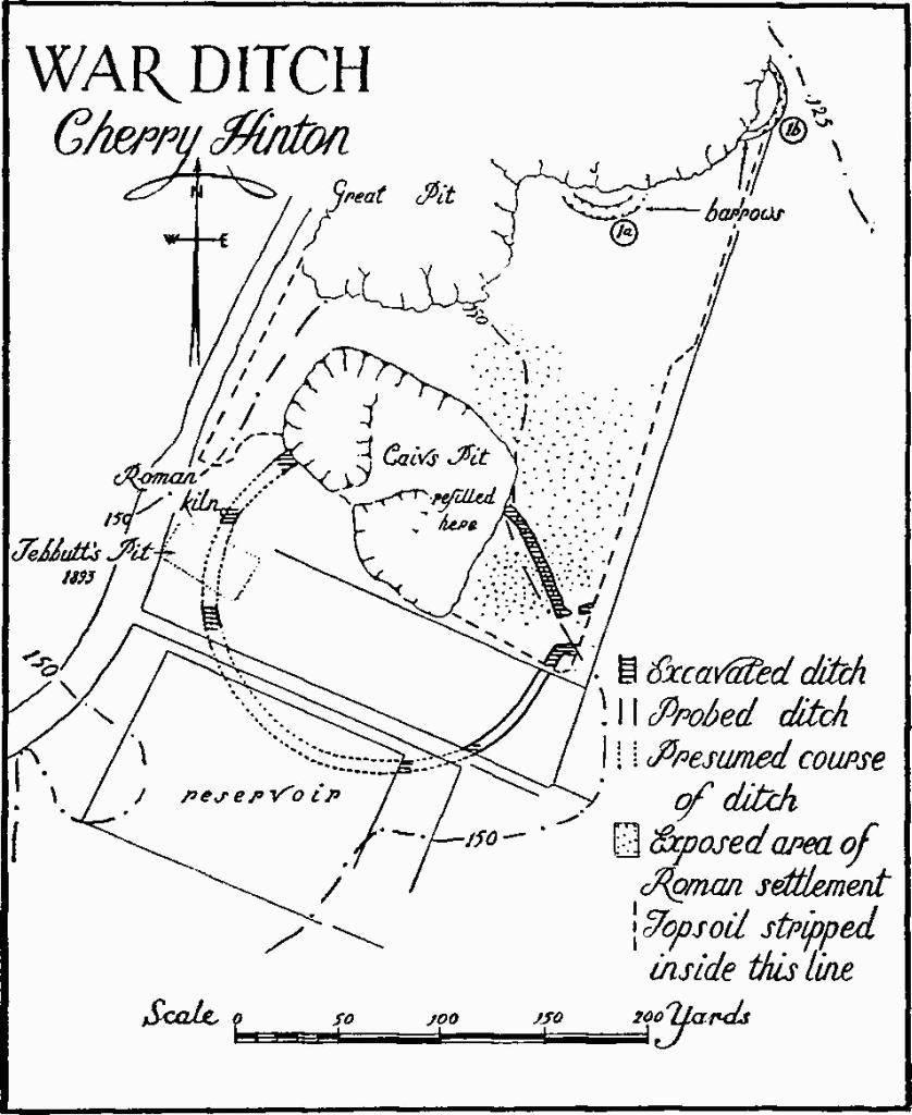 Cherry Hinton War Ditches