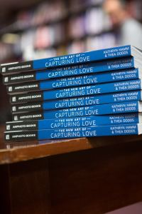 Capturing Love at Harvard Coop