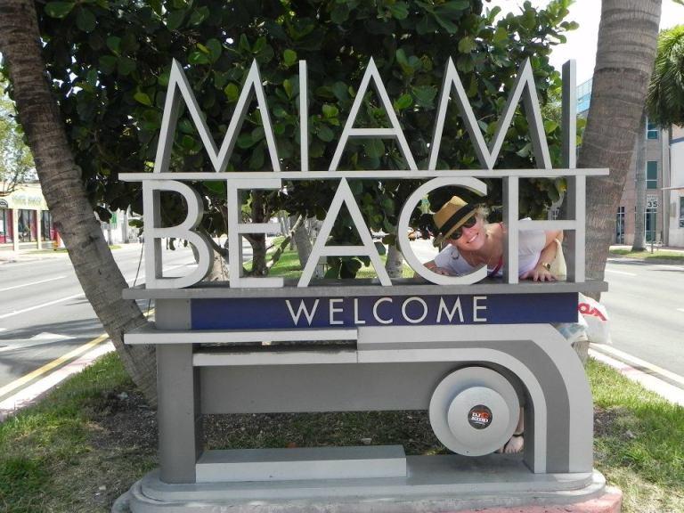 Miami Beach © Capucineee.com
