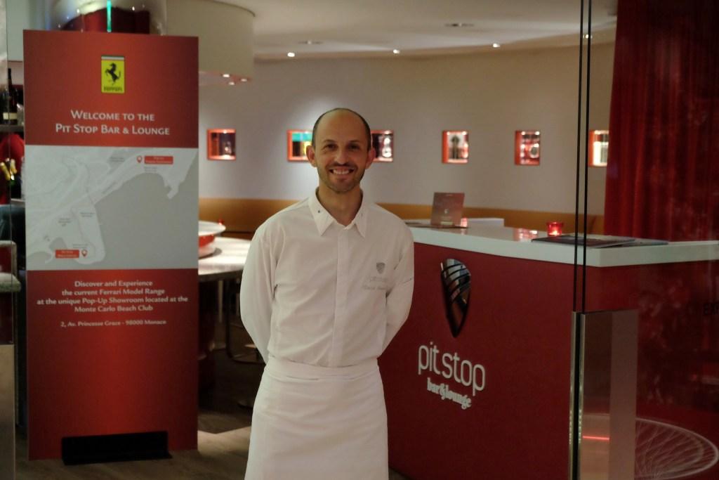 Chef Rocco Seminara - Pit stop monaco
