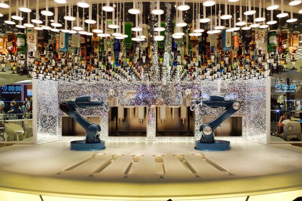 bar bionic harmony of the seas