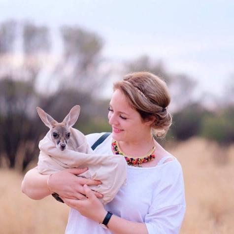 sanctuaire kangourous alice springs 10