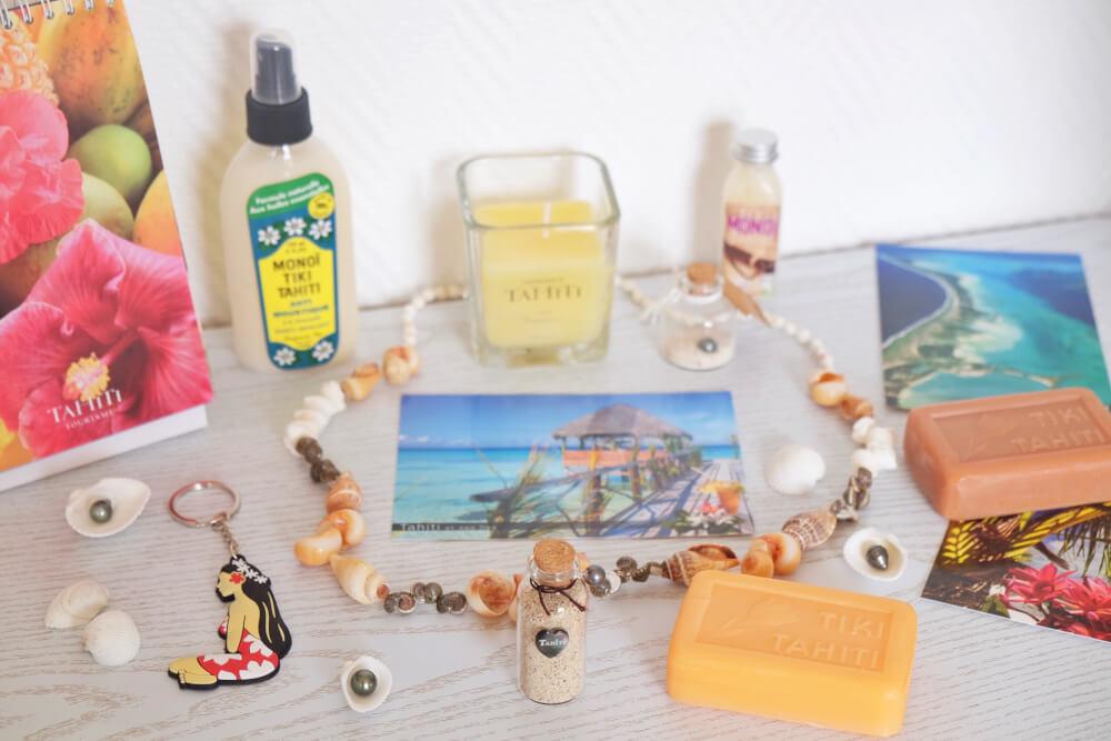 Que rapporter d'un voyage à Tahiti ?