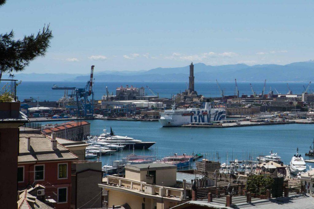 La Terrazza Genova Via 5 Maggio