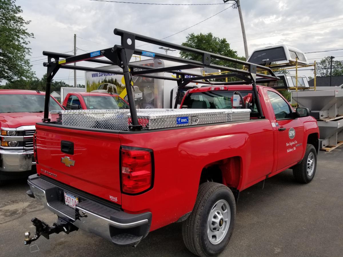 ladder racks cap world