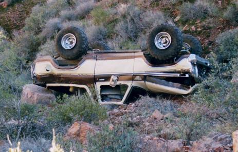 funny crash car accident