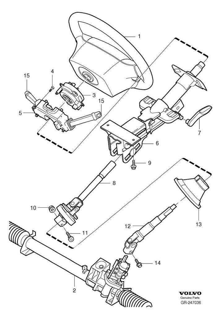 Steering Angle Sensor Location and RemovalAuto Repair