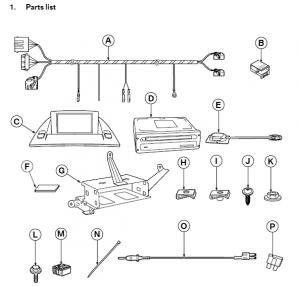 BMW X3 E83 Navigation System On-Board Monitor RetrofitAuto