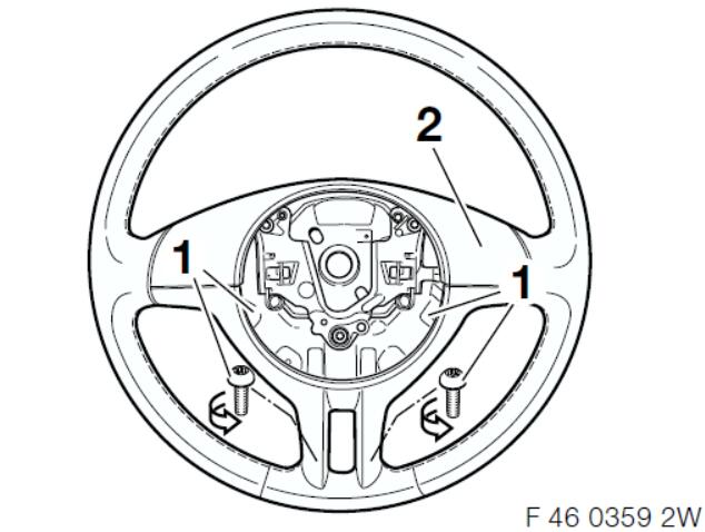 BMW Multi-Function Steering Wheel/Cruise Control Retrofit
