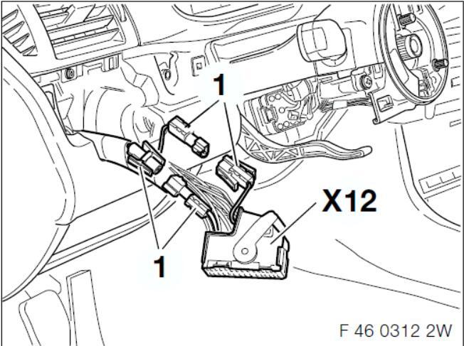 BMW Multi-Function Steering Wheel/Cruise Control Retrofit