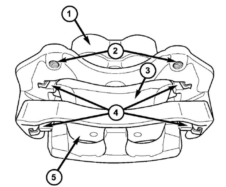 Jeep Cherokee Front Brakes Pulsation Problem Repair Guide