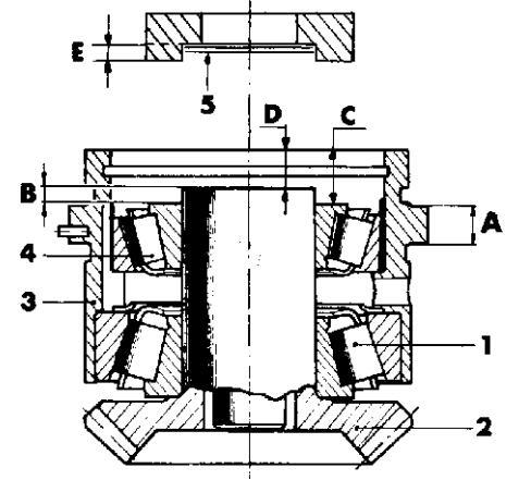 Remove-Disassemble-Upper-Gear-Housing-for-Volvo-Penta-280