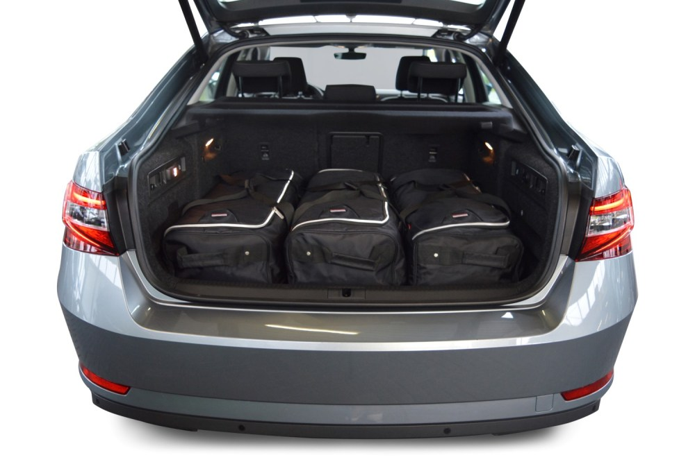 medium resolution of skoda superb iii 3v 2015 present 5d car bags travel bags