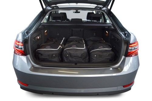 small resolution of skoda superb iii 3v 2015 present 5d car bags travel bags