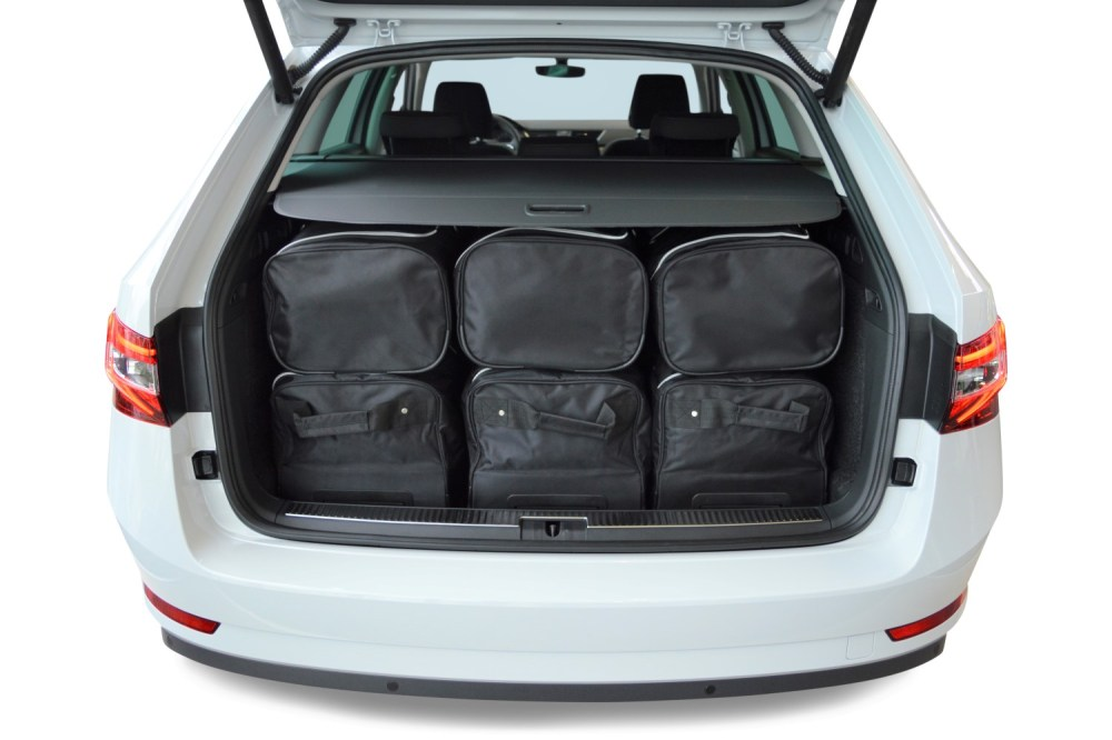 medium resolution of skoda superb iii 3v combi 2015 present car bags travel bags