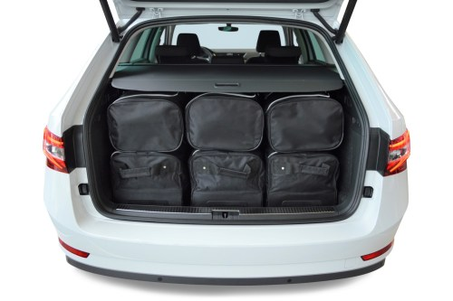 small resolution of skoda superb iii 3v combi 2015 present car bags travel bags