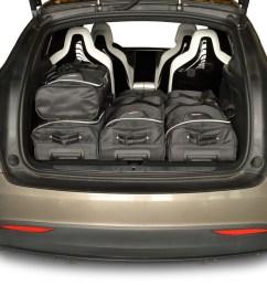 tesla model x 2015 present car bags travel bags [ 1500 x 997 Pixel ]
