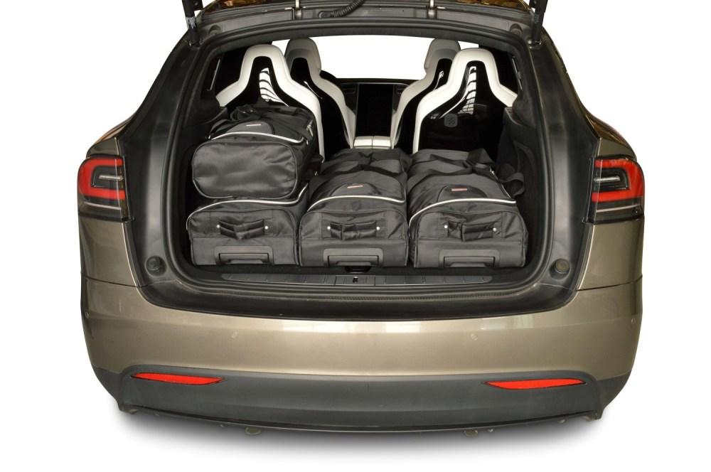 medium resolution of tesla model x 2015 present car bags travel bags