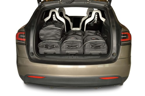 small resolution of tesla model x 2015 present car bags travel bags