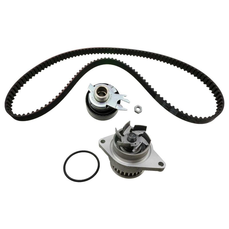 Timing Belt Kit with water pump 1.6 55kW Motoren AEE AEA