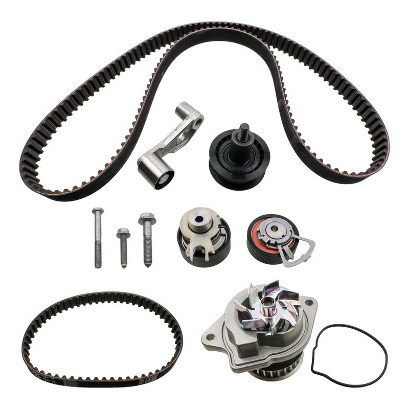 Timing Belt Kit 1.4 16V VW Golf 4 Lupo up to build 03/99