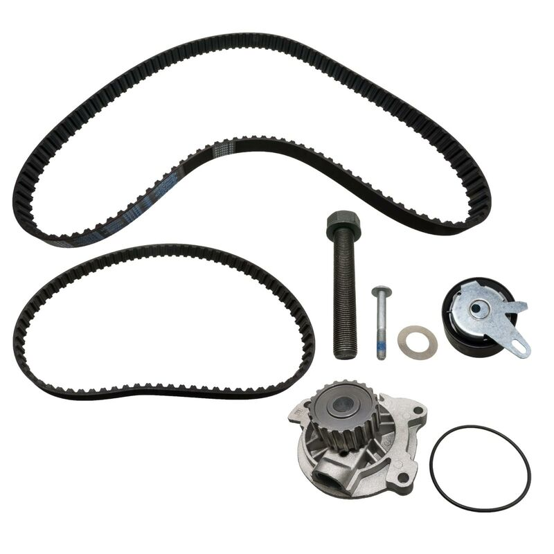 Timing Belt Kit with water pump VW T4 2.4D AJA + AAB from