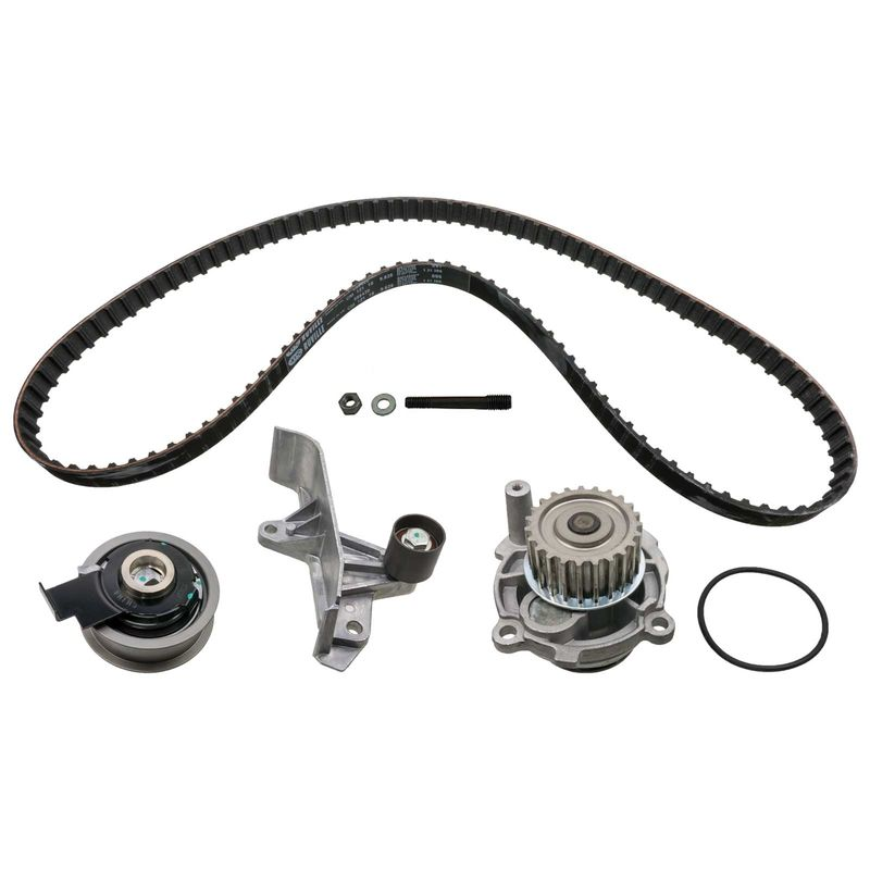 Timing Belt Kit with water pump (retooling kit hydraulic