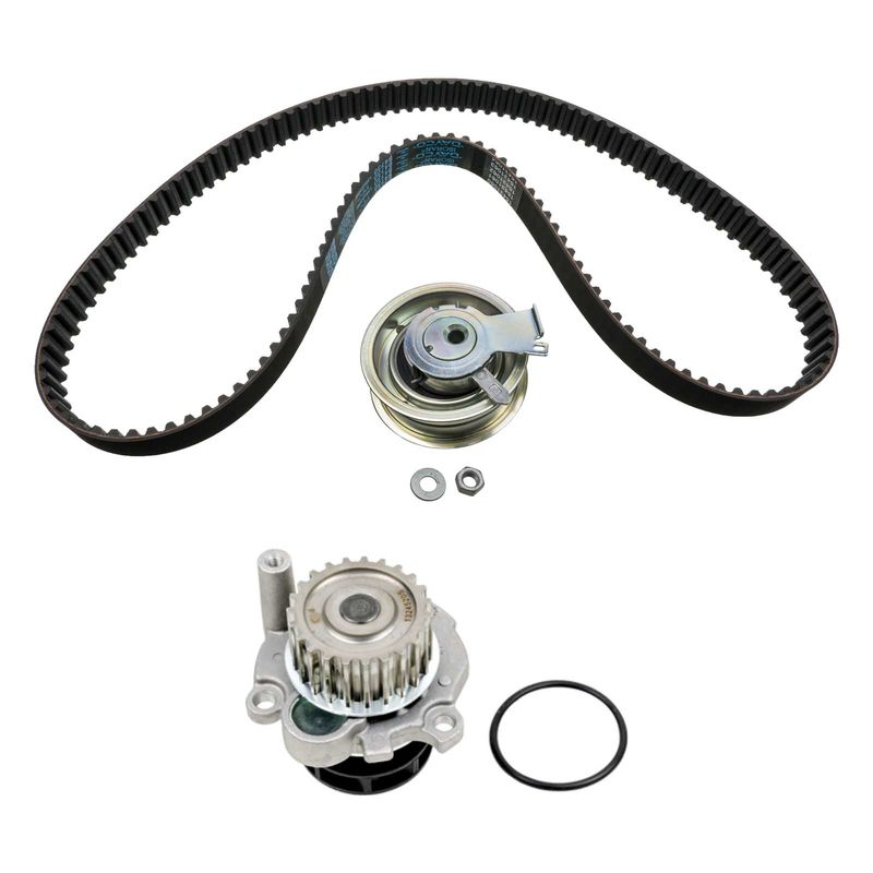 Timing belt kit 2.0 85kW VW Golf 4 Passat Skoda Octavia, €