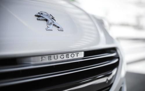 Peugeot Brand Company Logo
