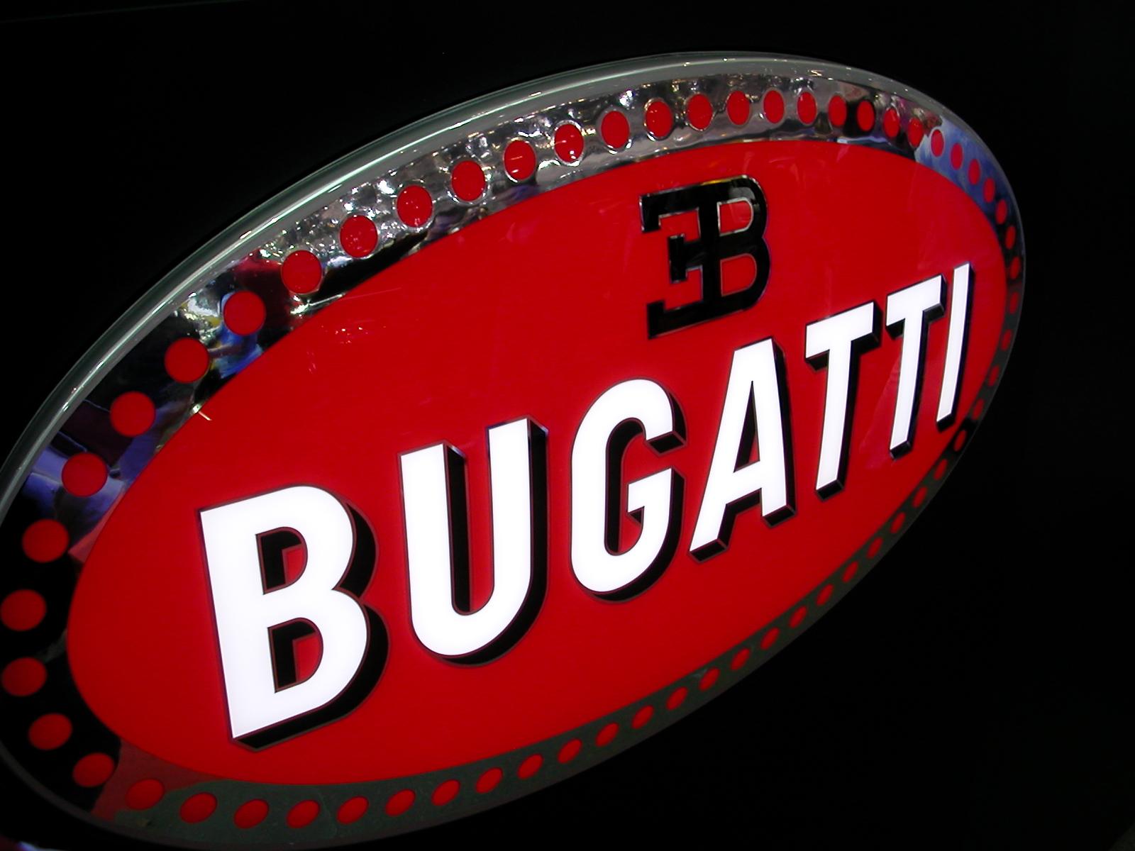 bugatti logo bugatti car