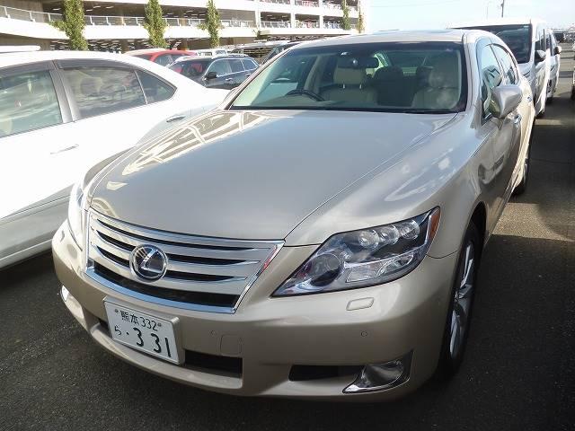 LS LS600h I package サンルーフ 本革 4WD・大阪府の中古車詳細 ...